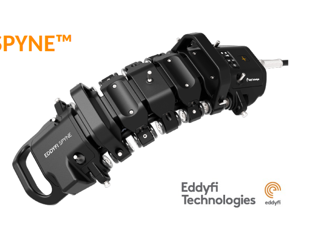 Spyne probe by eddyfi Technologies
